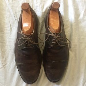 Timberland boots company men's oxfords Brown 9